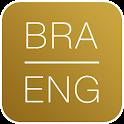Dictionary Brazilian English icon
