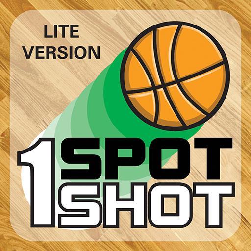 Spot Shot Basketball Lite LOGO-APP點子