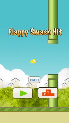 Flappy Smash Hit - screenshot