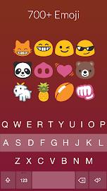 Fleksy Keyboard Free Screenshot 3