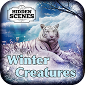 Hidden Scenes Winter Creatures