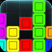 ALIGN FIVE color blocks puzzle