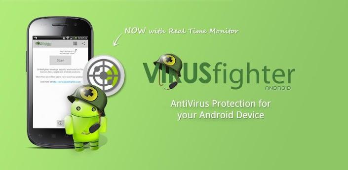 VIRUSfighter Android Pro apk