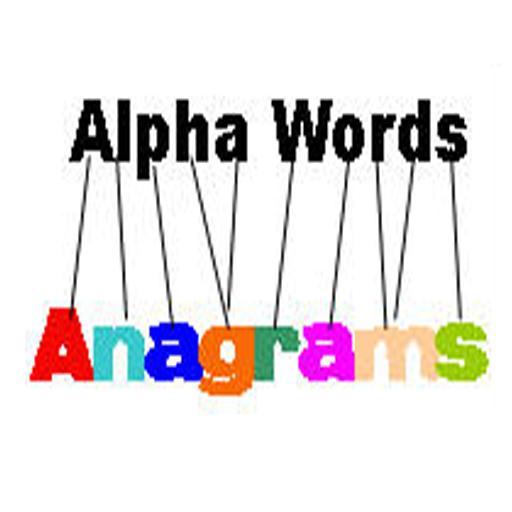 Alpha WordsAnagrams