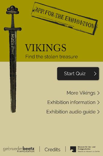 玩益智App|The Vikings - Treasure Quiz免費|APP試玩