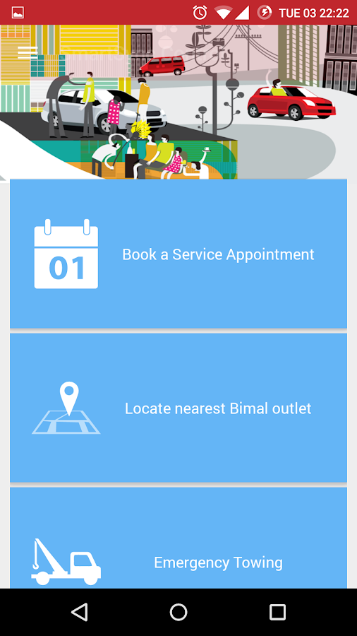 Bimal SmartSync- screenshot