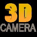 3D Camera Pro logo