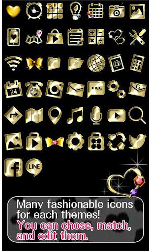 Cute Theme Dalmatian Hearts 1.0.1 Windows u7528 4