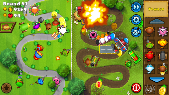 Bloons TD 5 MOD (Unlimited Money) 4