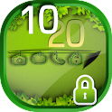 Go Green Locker Theme icon