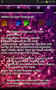VirtualRadio - screenshot thumbnail
