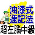 油漆式速記法-超左腦句型英檢中級 icon