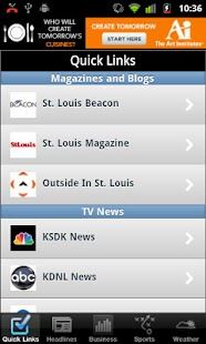 St. Louis Local News- screenshot thumbnail