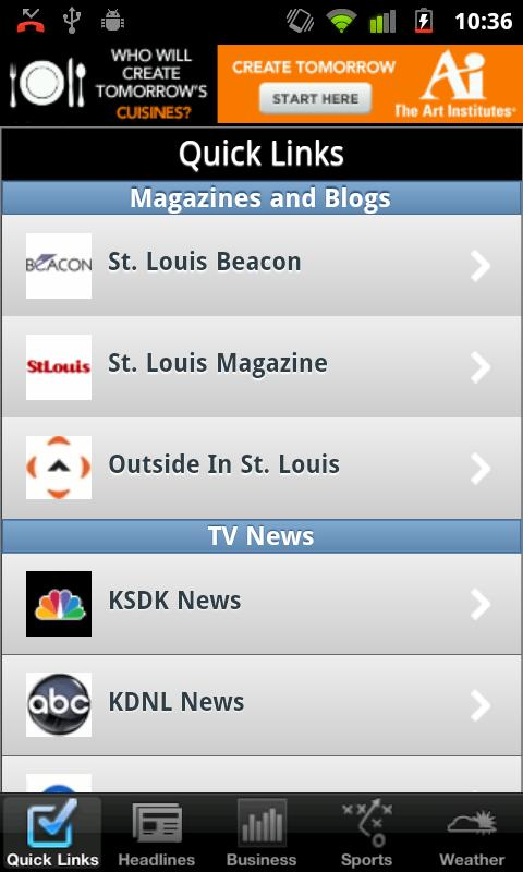 St. Louis Local News- screenshot