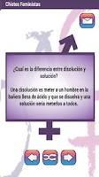 Screenshot of Chistes machistas y feministas