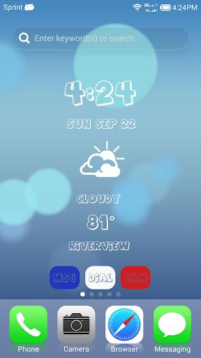 免費個人化App|Smart Widget - UCCW Skin|阿達玩APP