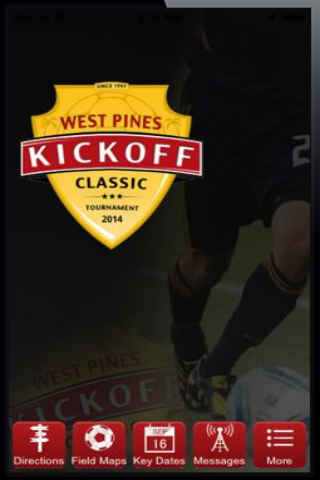West Pines Kickoff Classic