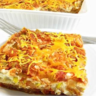Skinny Lasagna`Ole