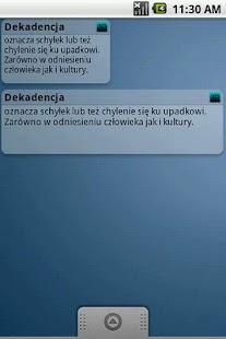 Słowo Dnia- screenshot thumbnail