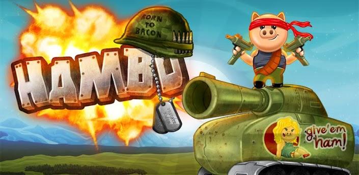 Hambo (Хамбо) - красивая и веселая игра на android скачать
