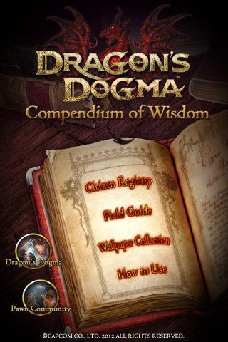 Dragon's Dogma Wisdom 1.00.01 Windows u7528 1