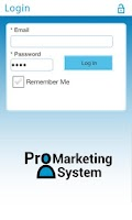 Screenshot of ProMarketingSystem