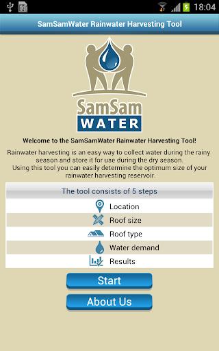 Rainwater Harvesting Tool