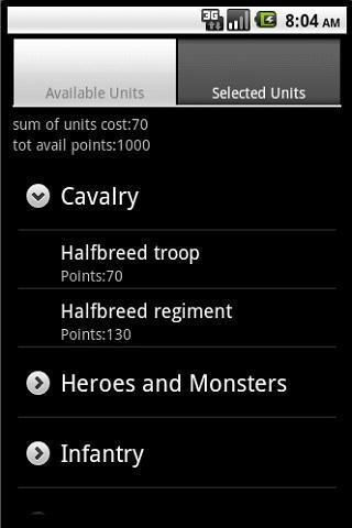 eKoW- screenshot