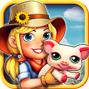 Happy Farm : Pets Party 休閒 App LOGO-APP試玩
