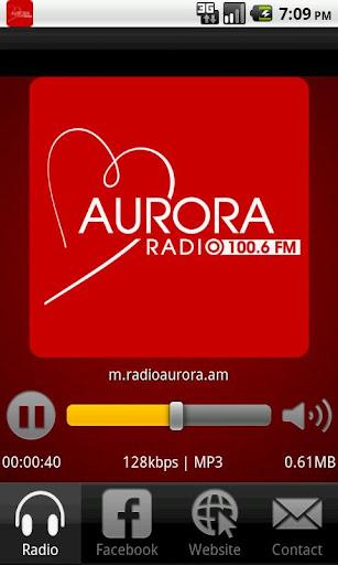 Radio Aurora 100.7 FM