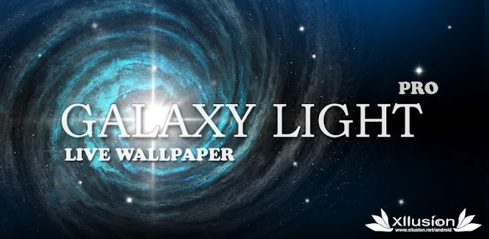 Galaxy Light Pro LWP 1.1.4 apk