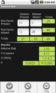 BS3 Statistics Pack screenshot 2