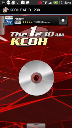 KCOH RADIO 1230