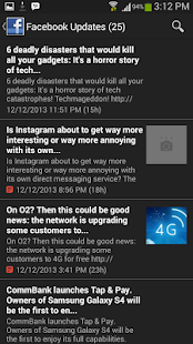 TechRadar News- screenshot thumbnail
