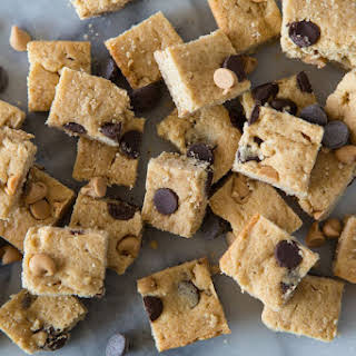 Brown Sugar Blondie Brownies.