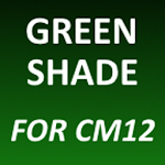 Green Shade - CM12 Theme v2.3