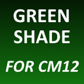 Green Shade - CM12 Theme