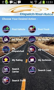 Dispatch-Your-Autos - screenshot thumbnail