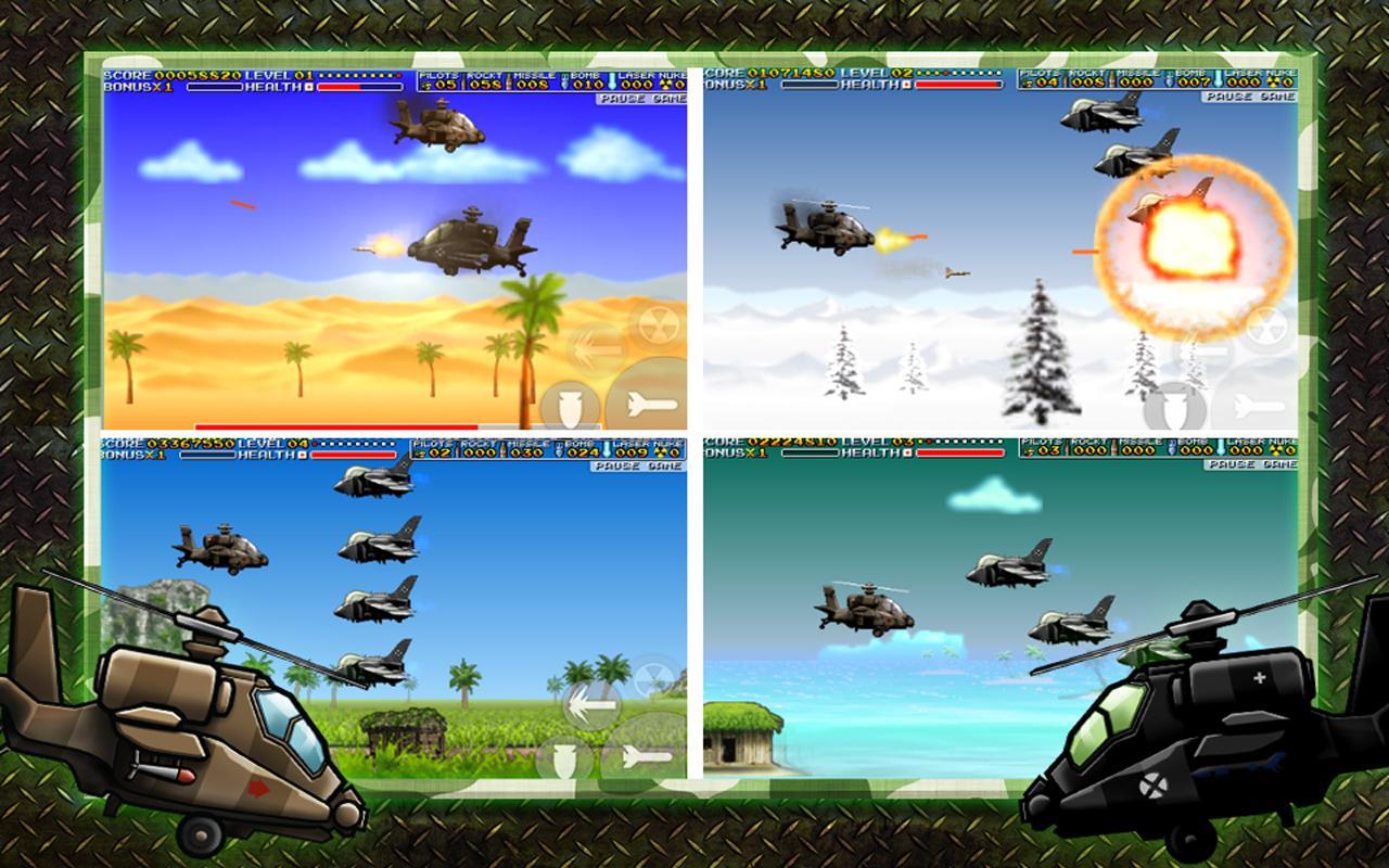 Apache Overkill screenshot #3
