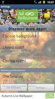 Screenshot of Autumn Live Wallpaper