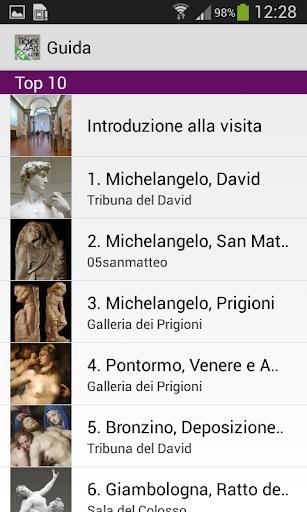 Accademia di Firenze Ita LITE