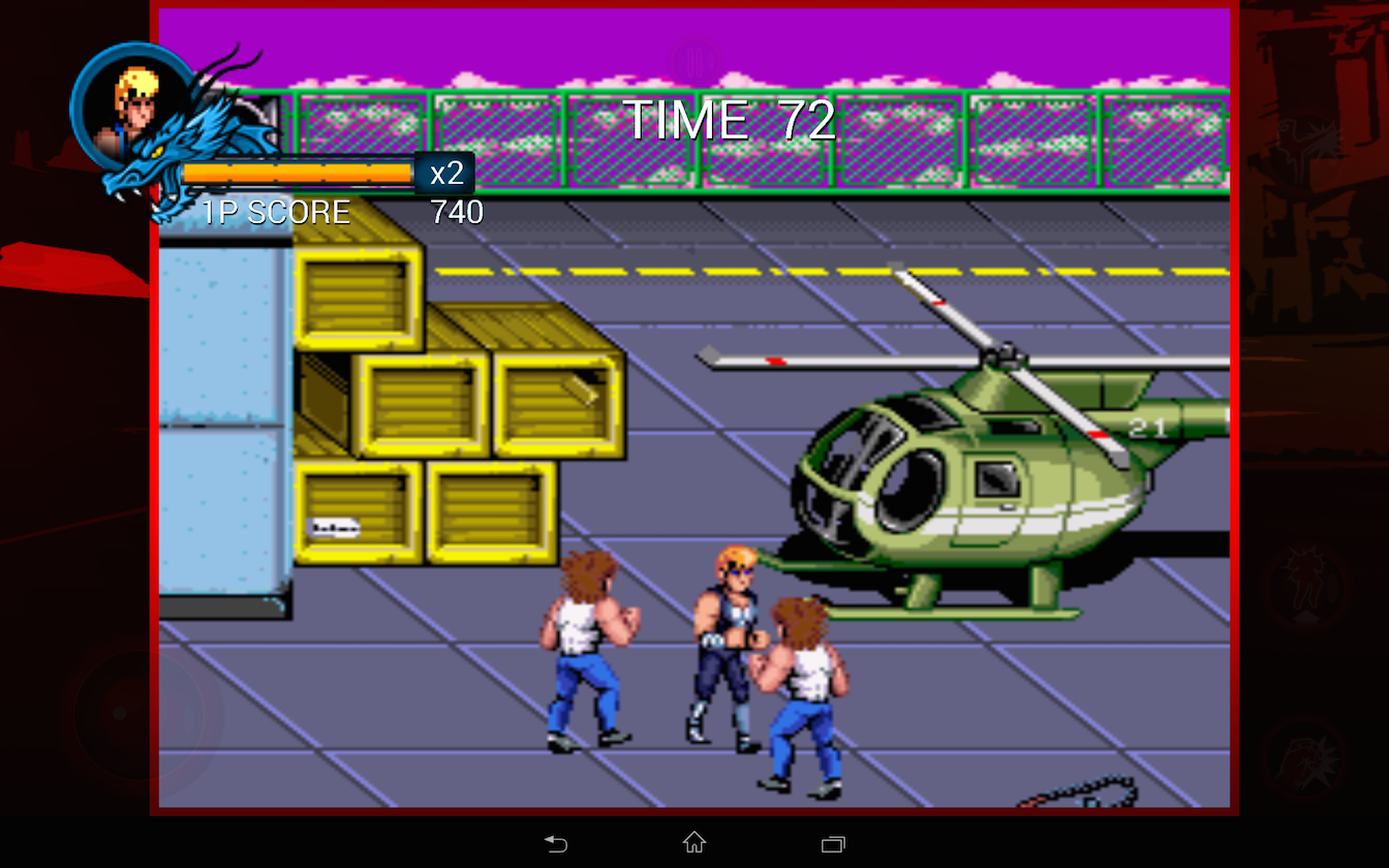 Double Dragon Trilogy screenshot #20