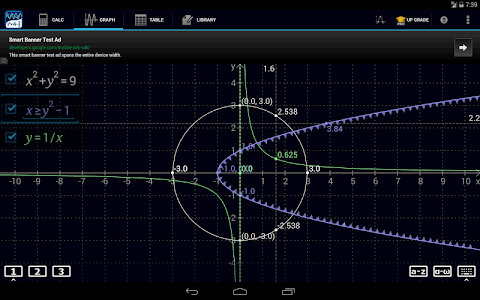 Graphing Calculator by Mathlab v3.1.84