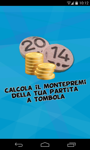 Premi Tombola
