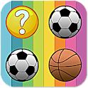 Sports 1, Memory Game (Pairs) icon