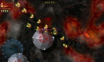Screenshot of Sinister Planet Xperia Play