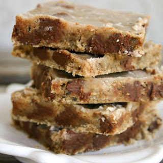 Chocolate Chip Espresso Bars