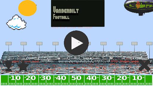 Vanderbilt Football Dash