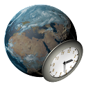 Earth Clock Lite - Alarm Clock