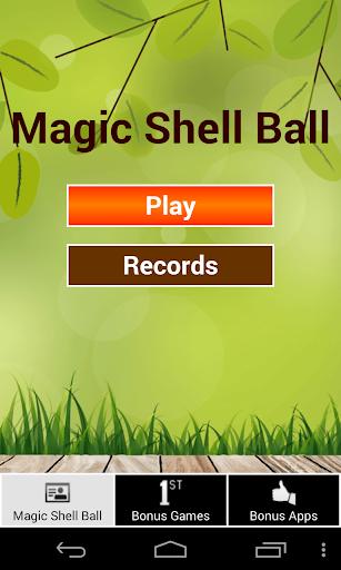 Magic Shell Ball
